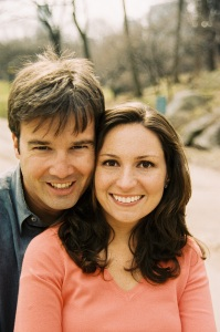 Christine & Peter c. 2007